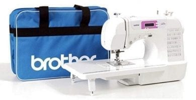 Brother CX70PE mesa extensible