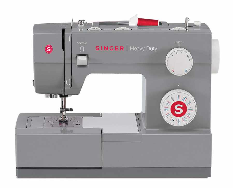 Singer heavy duty 4432 analisis