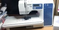 maquina de coser Brother FS100WT